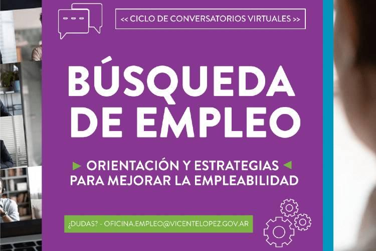 Herramientas para conseguir empleo en Vicente López
