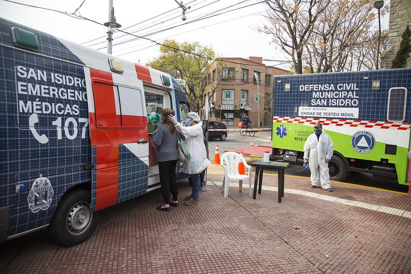 Coronavirus en San Isidro: Actualización de casos al 21 de Octubre