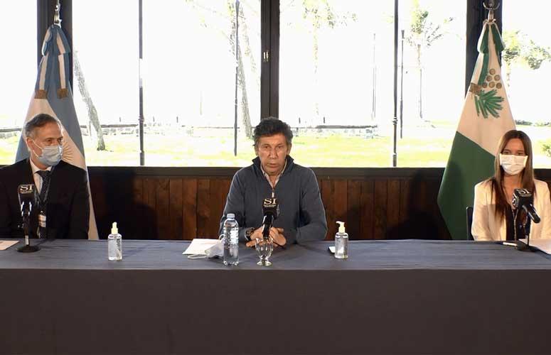 Gustavo Posse brindó detalles sobre el estado de situación de San Isidro