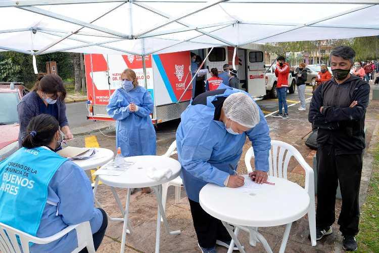 Coronavirus en Tigre: Actualización de los casos al 18 de noviembre