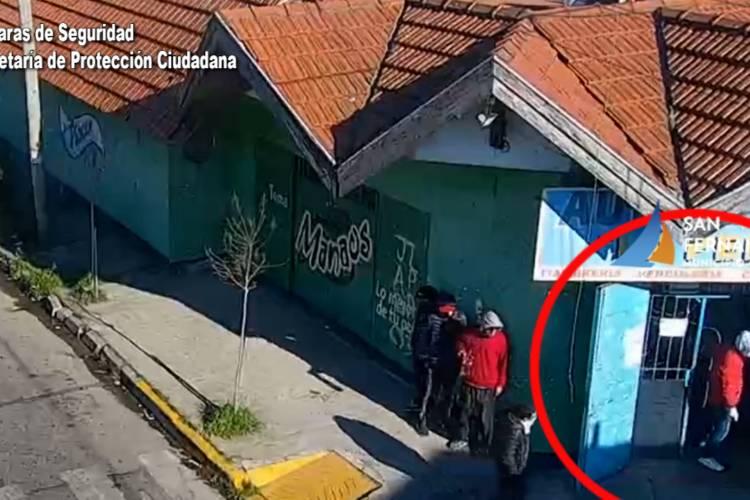 San Fernando: Detuvieron a cuatro personas por robar bebidas alcohólicas