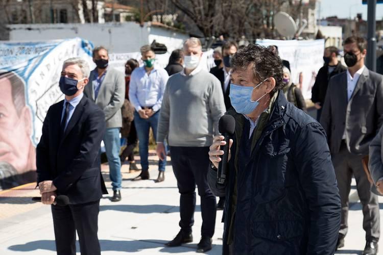 San Isidro: Se inauguró la remodelada estación de Boulogne