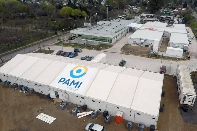 El PAMI La Plata podría derivar pacientes a otras ciudades