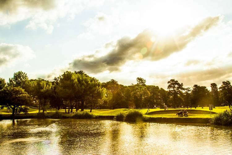 """El Golf de Villa Adelina fue declarado """"paisaje verde protegido"""""""