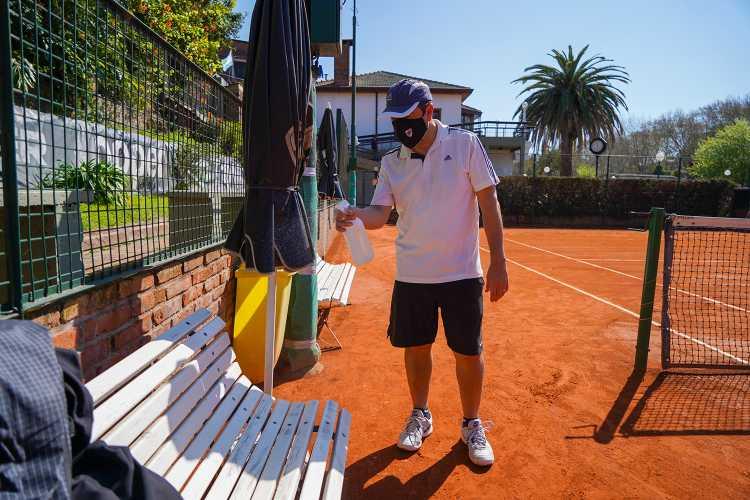 Protocolos Tenis
