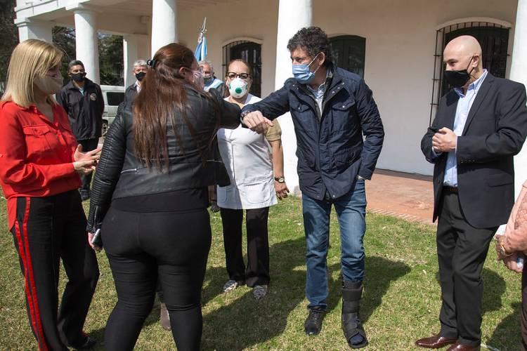 San Isidro celebró del Día del Maestro mediante un acto virtual