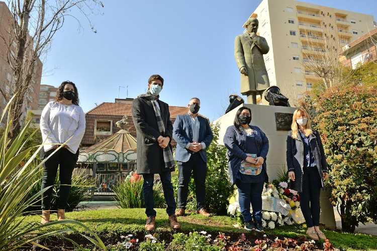 San Fernando homenajeó a los maestros en su día
