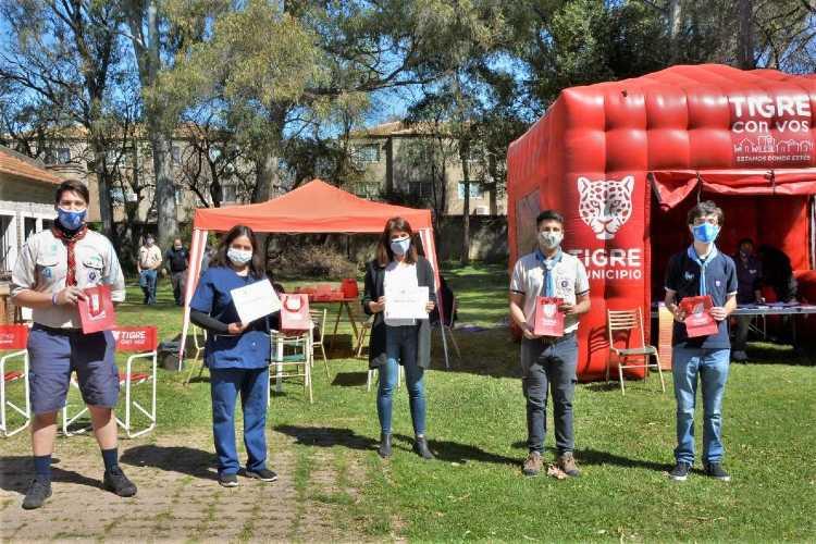 Tigre promueve la donación de sangre junto a entidades intermedias