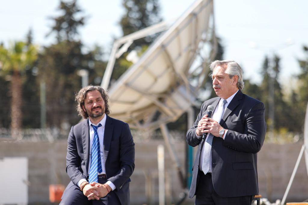 El Presidente Alberto Fernández presentó desde Tigre el Plan Nacional de Conectividad