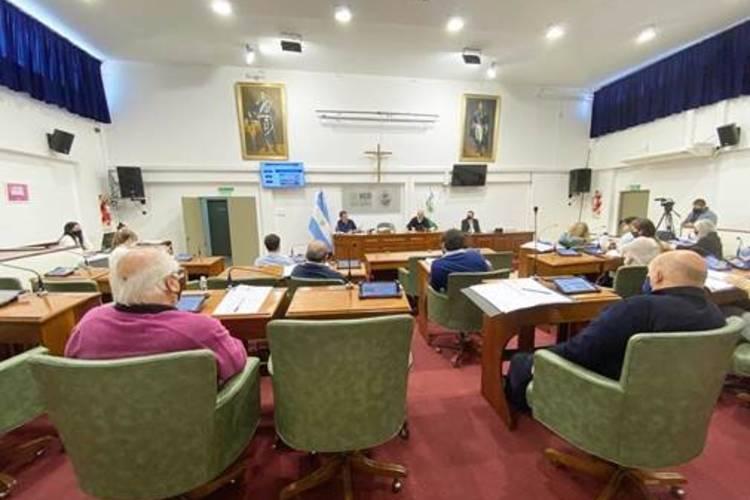 El HCD de San Isidro decretó la semana de concientización sobre la lucha contra la trata de personas