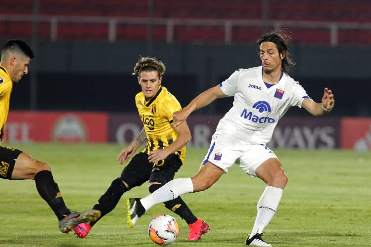 Tigre terminó goleado y sigue sin puntos en el Grupo B de la Copa Libertadores