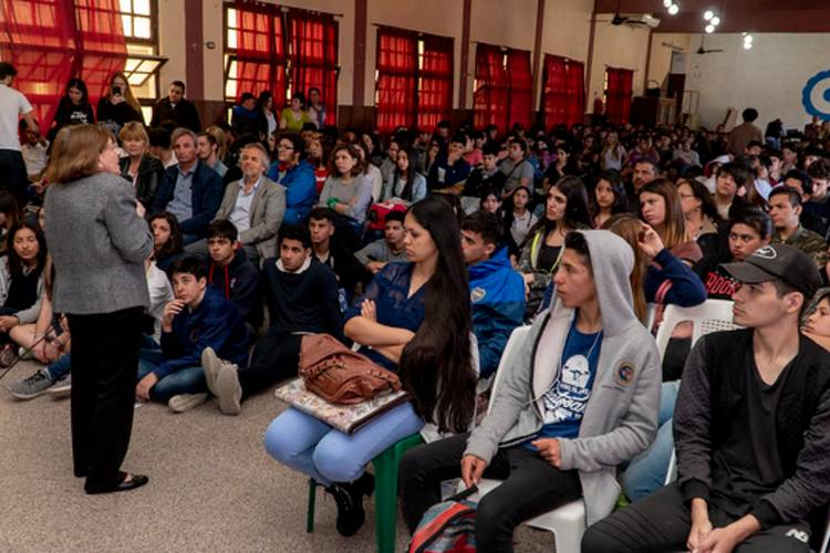 San Isidro: El programa educación en valores celebra su primer aniversario