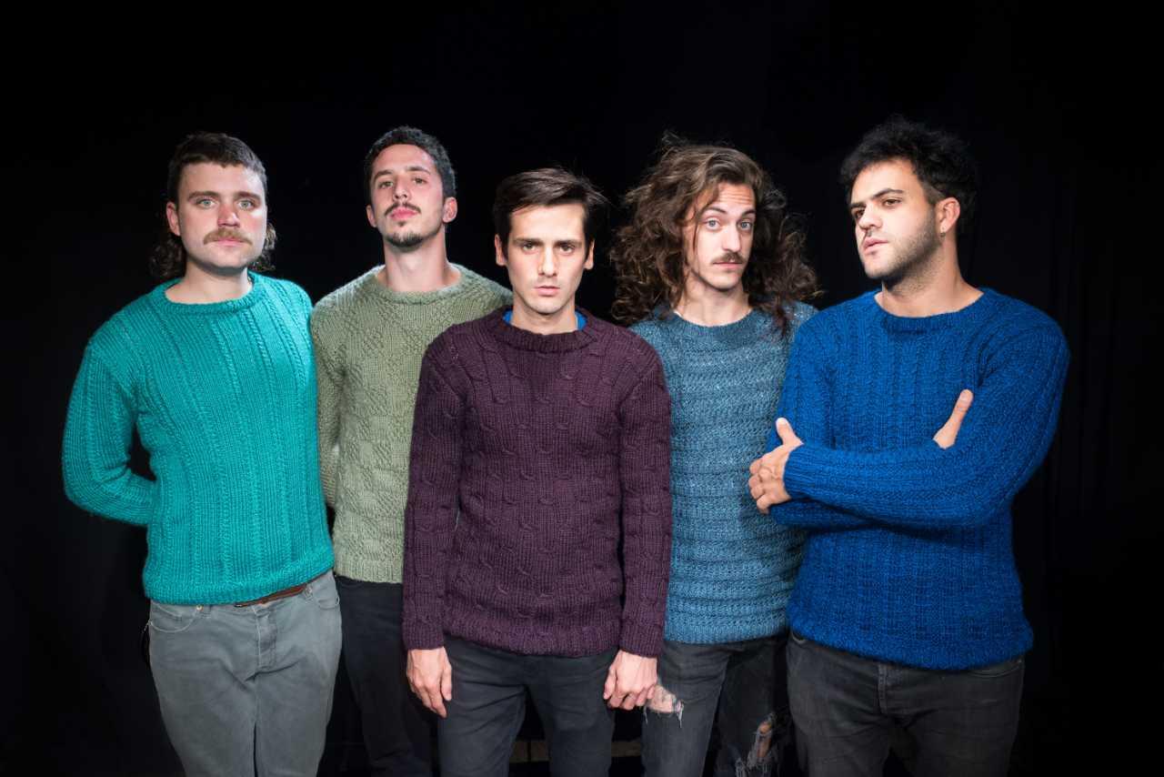 DDM, banda que en 2019 se llevó la III edición del concurso San Isidro Te Escucha