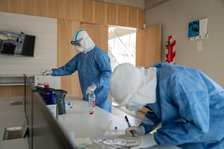 Continúan en Vicente López los operativos para detectar posibles casos de COVID-19