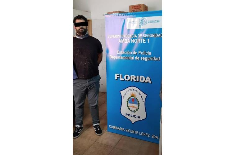 Detienen tras un tiroteo en Vicente López a un miembro de la banda de secuestradores VIP por robo de autos