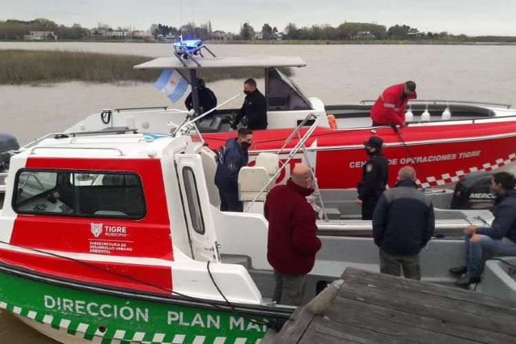 Ya se clausuraron más de 30 obras clandestinas en el Delta de Tigre