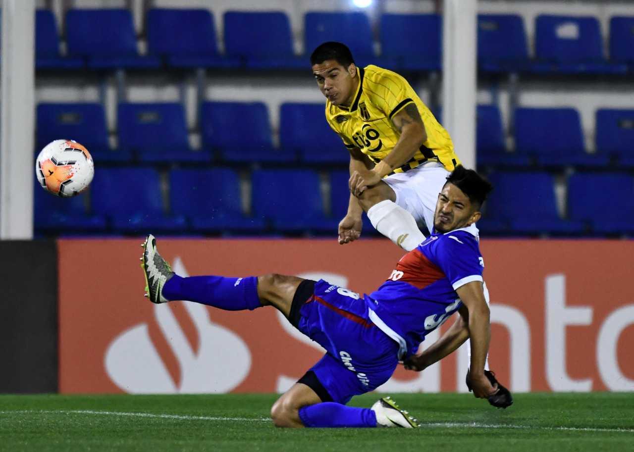 Tigre no pudo con Guaraní y quedó afuera de la Libertadores
