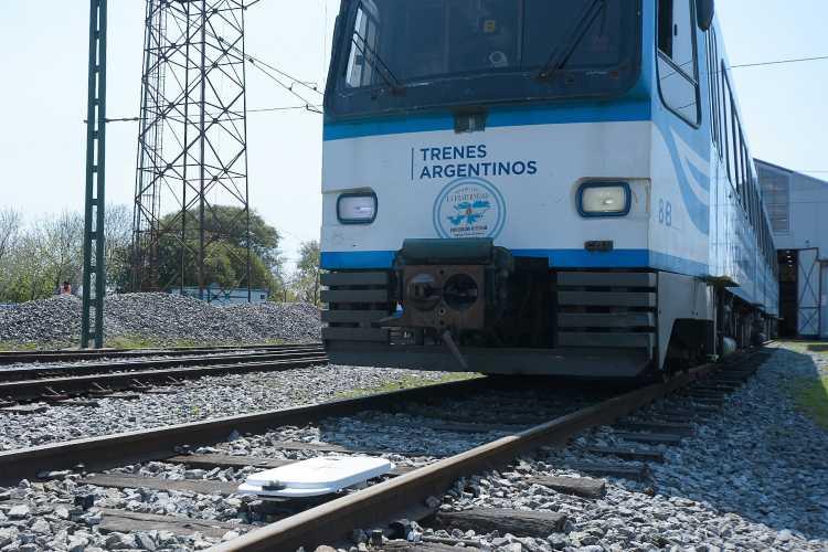 El Tren de la Costa ya cuenta con sistema de frenado automático ATS