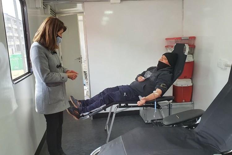 En Tigre continúa con la campaña de donación de sangre