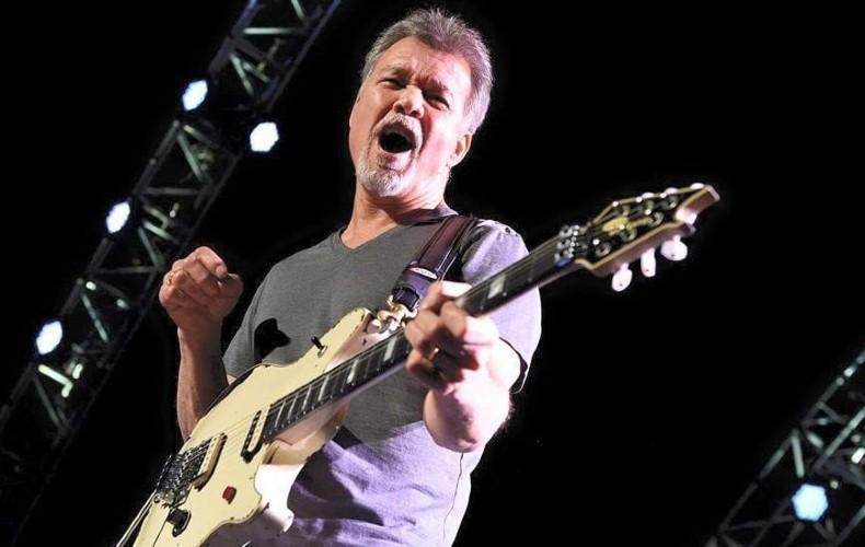 Murió el guitarrista Eddie Van Halen