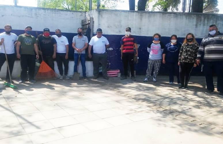 Jornada solidaria en Las Tunas