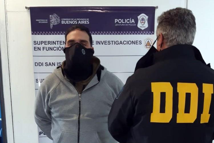 Dos detenidos acusados de robar $500.000 en una salidera en Vicente López