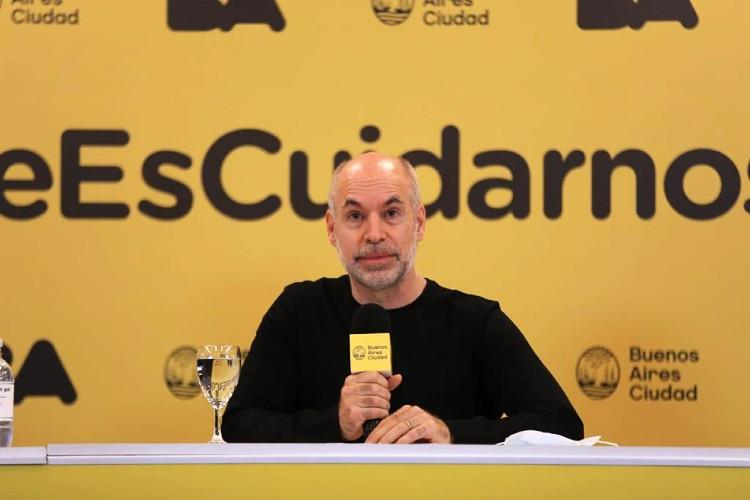 Rodríguez Larreta anunció nuevas aperturas en la Ciudad