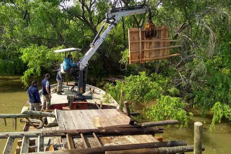 Continúan las inspecciones y clausuras en el Delta de Tigre