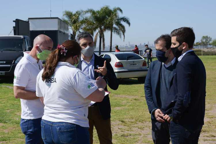 La provincia intimó al grupo empresario que explota autocine en San Isidro