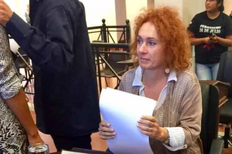 """Gladys Pollán: """"Debemos defender la paridad de género en el Concejo Deliberante de Tigre """""""