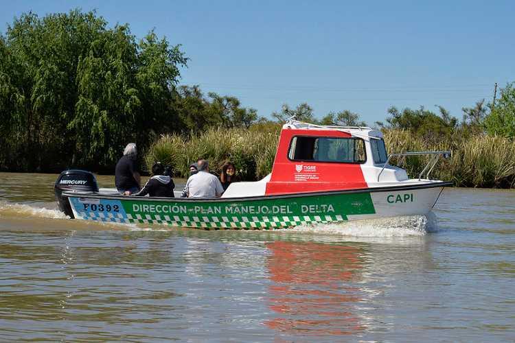 Tigre avanza con los operativos en la zona más protegida del Delta