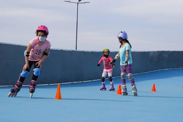 En Vicente López el deporte se readapta a los nuevos protocolos