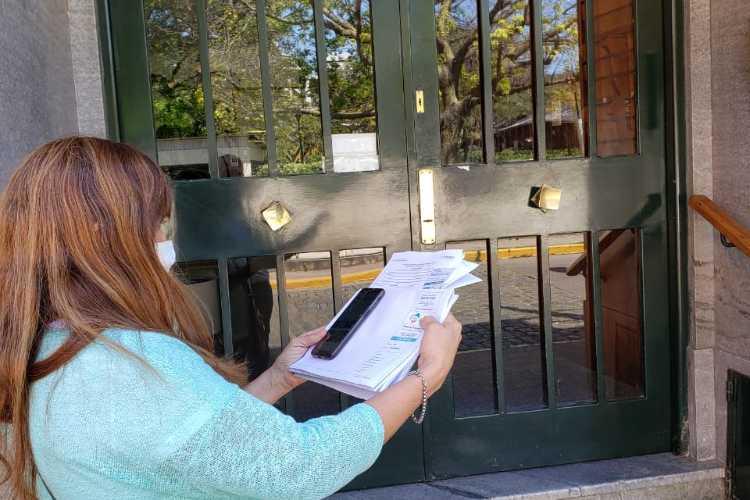 En San Isidro harán un pre censo para actualizar el archivo de domicilios