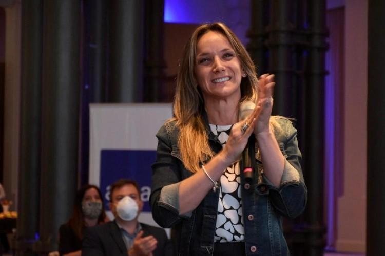 Malena Galmarini premió a los ganadores de Desafíos del Agua 2020