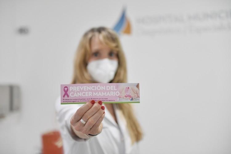 Diagnóstico y prevención del cáncer de mama en San Fernando