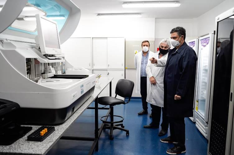 Nuevo laboratorio en la Maternidad Santa Rosa de Vicente López