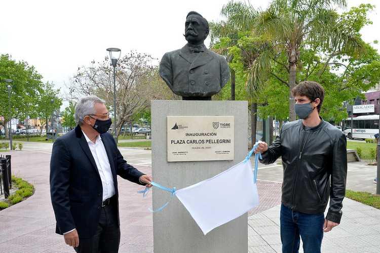 Tigre y San Fernando inauguraron la remodelación de las plazas del Canal