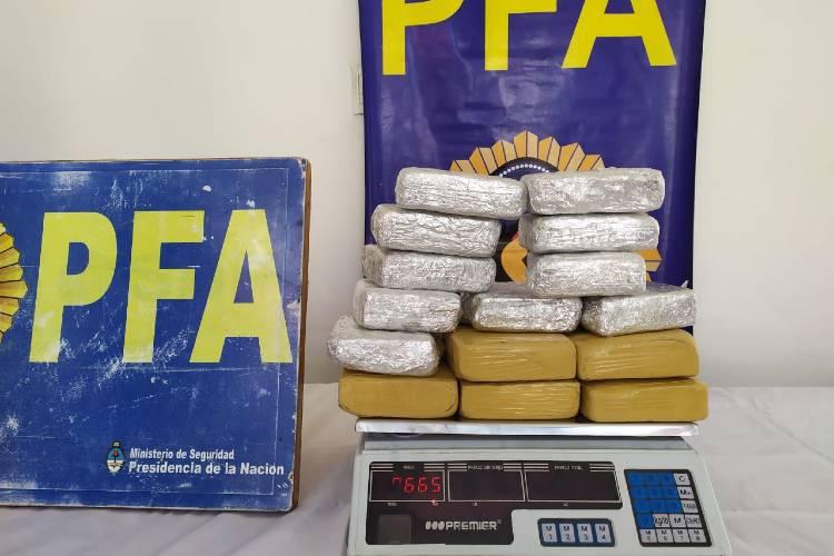 La Policía Federal desarticuló a una organización dedicada a la venta de drogas en provincia de Buenos Aires y CABA