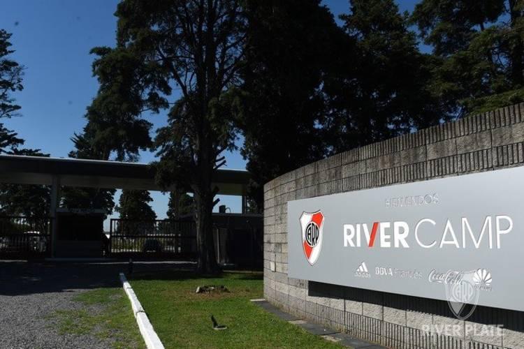 River mantiene su postura de jugar en su Centro de Entrenamiento en Ezeiza