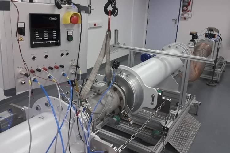 Naturgy inauguró en San Martín su nuevo laboratorio de calibración