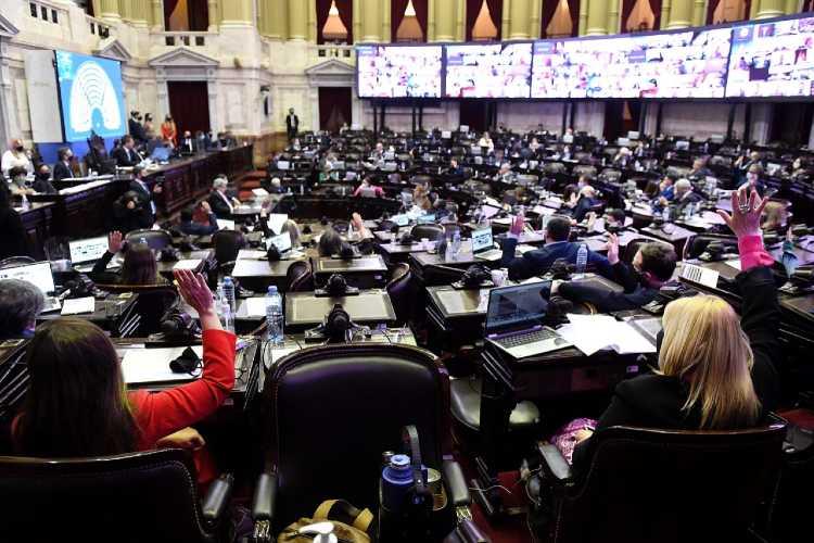 Diputados le dio media sanción al proyecto de presupuesto 2021
