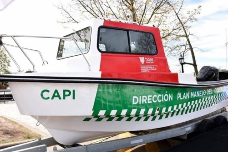 El COMIREC se reunió con miembros de organizaciones ambientales de la Cuenca