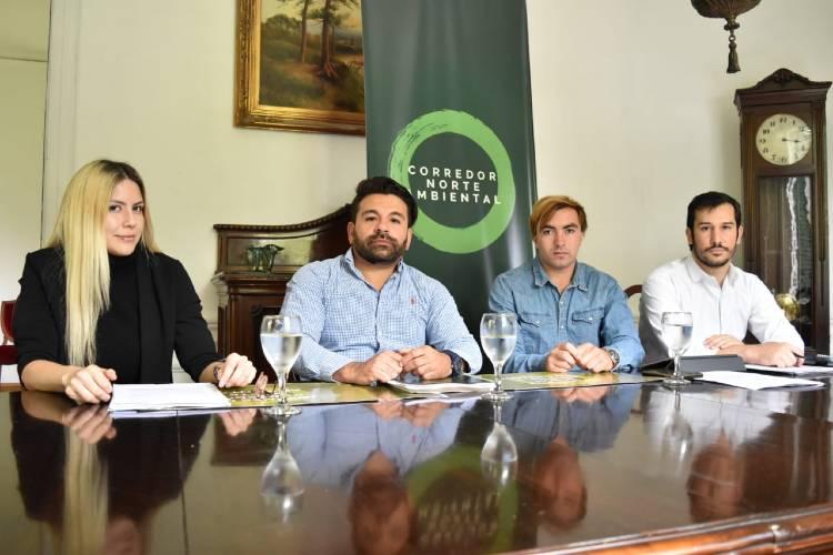 """Lanzan desde Tigre la ONG """"Corredor Norte Ambiental"""""""