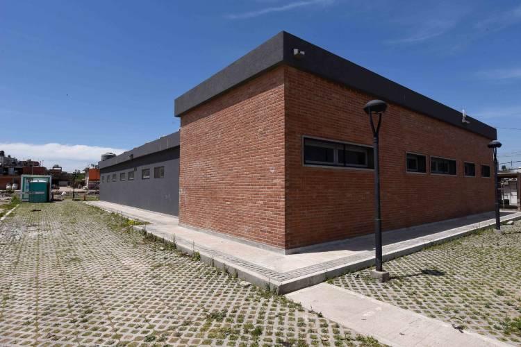 Avanza reurbanización de asentamiento del partido de San Martín
