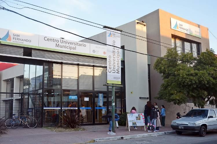 Abrió la preinscripción a las Becas Progresar en el Centro Universitario Municipal de San Fernando