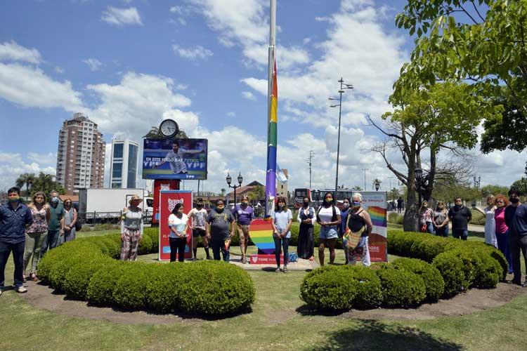 Tigre celebró el Día del Orgullo LGBTIQ+ por tercer año consecutivo