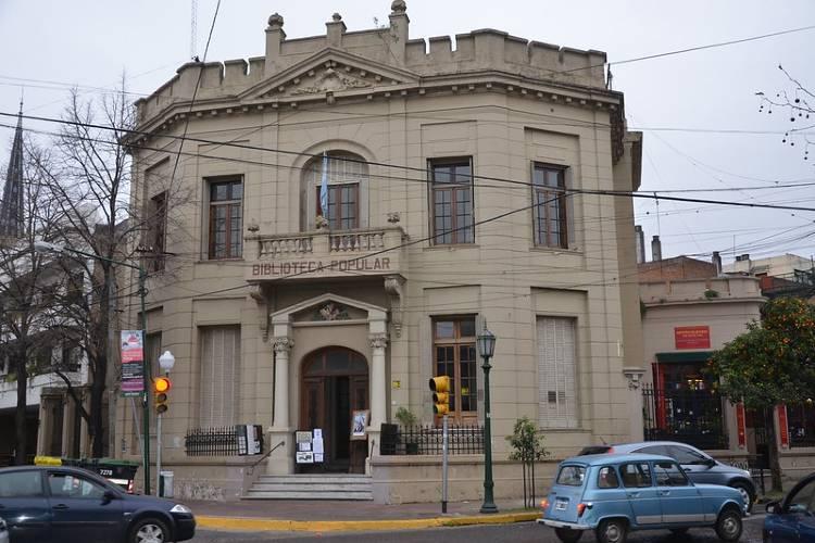 Biblioteca de San Isidro