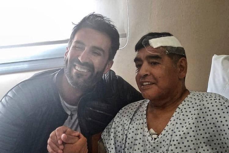 El médico de Maradona se presentó a declarar en la fiscalía de San Isidro