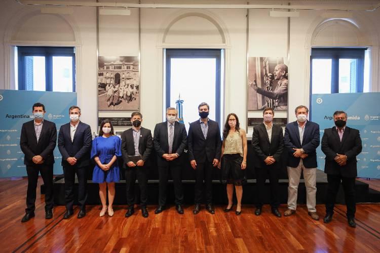 El Presidente anunció la segunda etapa del Plan de Manejo Integral de la Cuenca del Río Luján