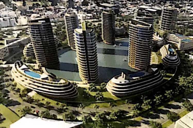 Se construirá un mega complejo de torres en San Fernando